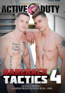 Bareback Tactics 4 Starring Quentin Gainz, Princeton Price