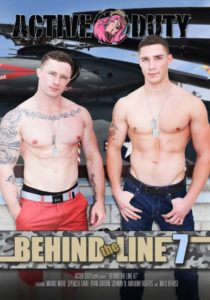 Behind the Line 7 DVD - gay-porn-Active-Duty-Pulse-Distribution