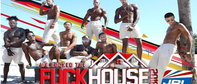 Black Rayne Unleashes The F-ck House 2018 Season Premier