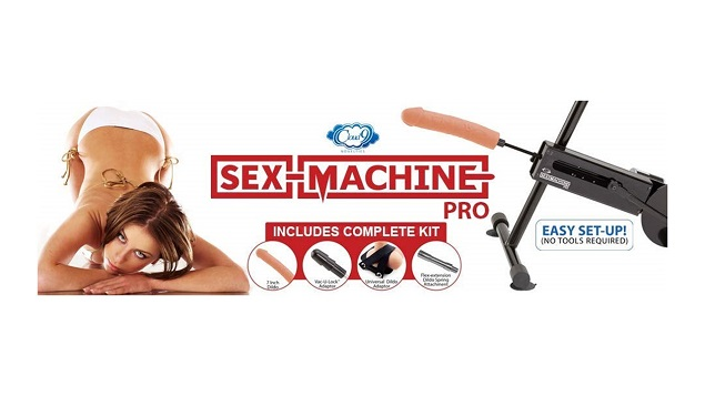 Cloud 9 Novelties Sex Machine Pro New Upgraded design