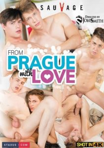 From Prague with Love - DVD - gay -porn-SauVage-111918-JRLCHARTS