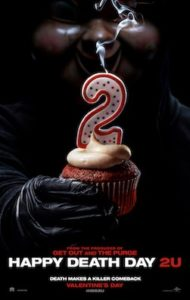 Happy Death Day 2U (2019) Universal Pictures Theattrical Poster - JRL-CHARTS