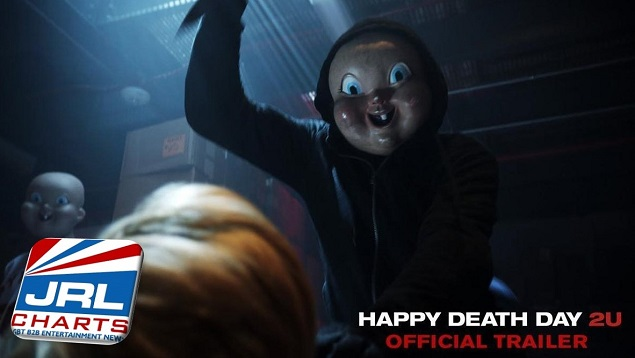 Happy Death Day 2U - This Valentine's Day, Death Makes A Comeback