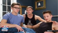Helix Studios Takes You Inside with Real Sex Behind the Scenes