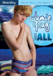 Jamie Takes All DVD - 8teenboy JRL CHARTS -112618