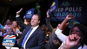Jared Polis Makes LGBTQ History, Elected Governor of Colorado