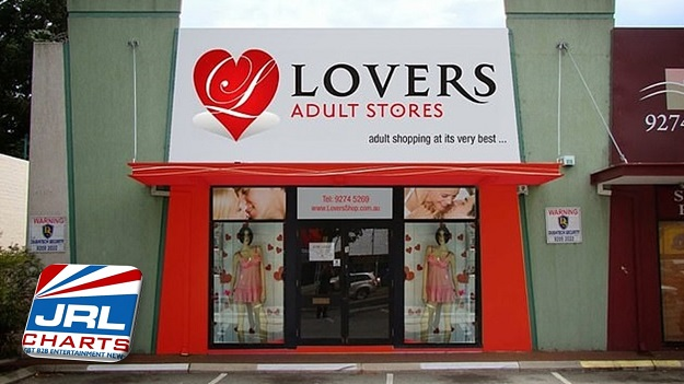 Lovers Adult Store - Midland