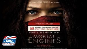 Mortal Engines (2018) - Peter Jackson's Sci-Fi Thriller Is Superb