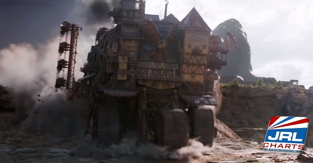 Mortal Engines (2018) Screenclip - 2- Universal Pictures