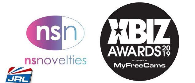 NS Novelties Captures Six Nominations for the 2019 XBIZ Awards