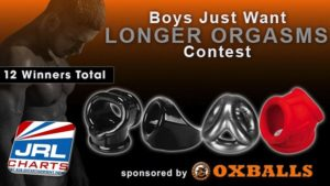 Oxballs, Eldorado Launch Boys Just Want Longer Orgasms Contest