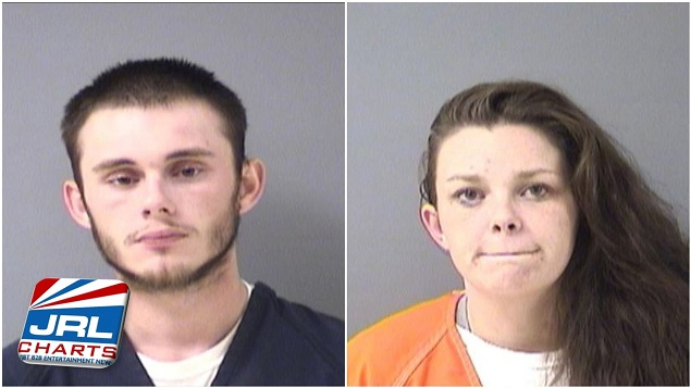 Pure Pleasure Shoplifting Suspects - Tanner Christianson and Keianie Moore