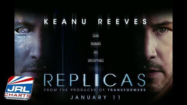 Replicas (2019) - Keanu Reeves, Alice Eve - Watch Final Trailer