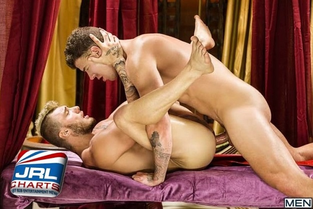 Sacred Band Of Thebes Part 1 - gay porn - JJ Knight, William Seed - nsfw-2