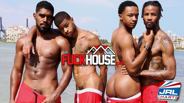 The F-ck House 2018 - Poster-Black-Rayne-111918-JRL-CHARTS