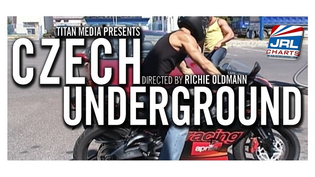 TitanMen Is Back With Muscle Hunk Loaded, Czech Underground