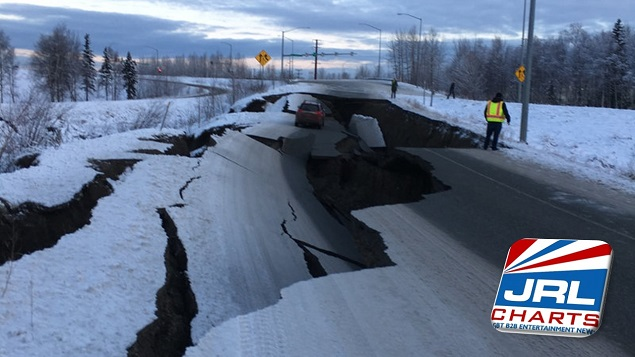 Watch Magnitude 7.0 Earthquake Rock Alaska As it Happened