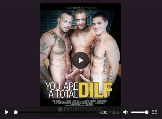 You Are A Total DILF - Movie - Trailer - Gay Porn