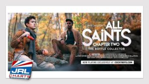 All Saints Chapter 2 - Sean Ford and Jacen Zhu Are Jaw Dropping