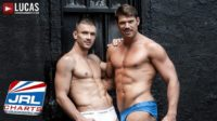 Andrey Vic and Tyler Roberts Bring Raw Heat in Ready to F-ck