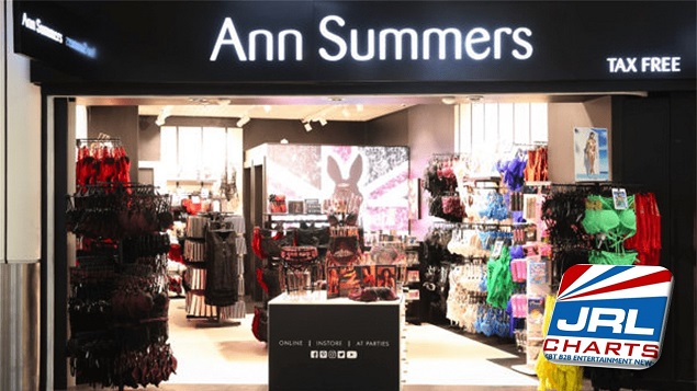 Ann Summer Opens New Location in London's Gatwick Airport