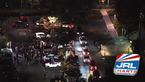 Bomb Threat Evacuation at Facebook Menlo Park Campus