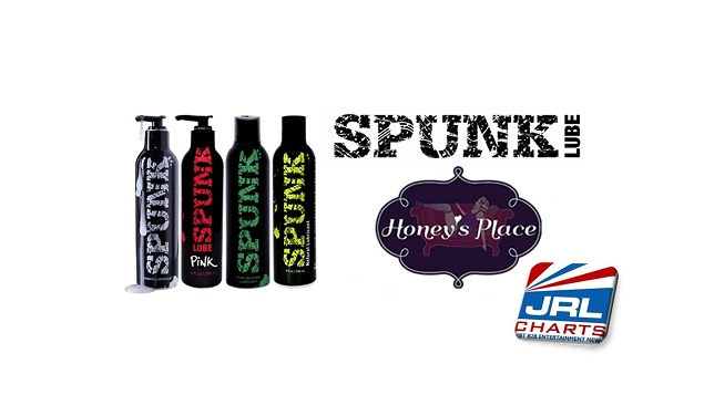 Business Just Picked Up As Honey's Place Stocks SPUNK Lube