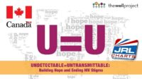 Canada Endorses Undetectable = Untransmittable Campaign
