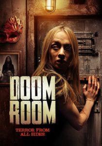 Doom Room 2019 - Horror Film-Official Poster - Debbie Rochon- Nicholas Ball