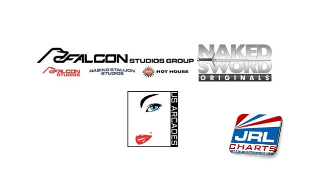 Falcon Studios Group Inks Exclusive Deal with US Arcades