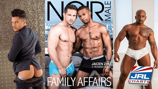 Family Affairs - Noir Male Studios - Poster - 122018-JRL-CHARTS