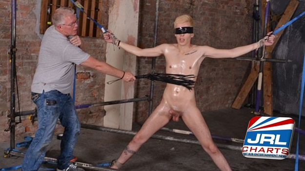 Flogging for Pain & Pleasure - gay bdsm porn - Boynapped-Pulse