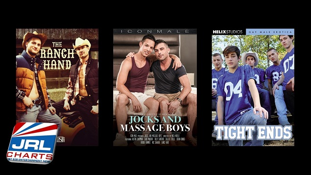 Gay Adult DVDs New Releases – December 13, 2018