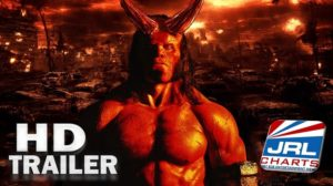 Hellboy Trailer #1 'Smash Things' Hits 2M Views Within 24 Hrs.