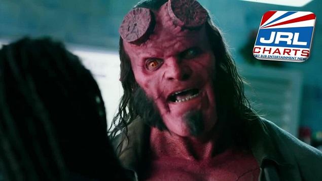 Hellboy Trailer #1 'Smash Things' screenclip-2