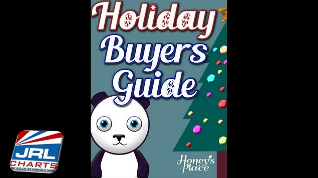 Honey's Place Unleashes Upon Retail Its 2018 Holiday Catalog