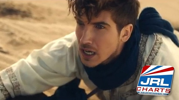 Joey Graceffa - Releases Official Music Video of KINGDOM