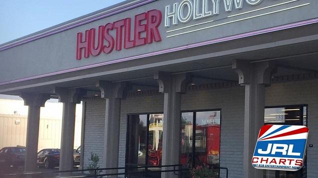 Larry Flynt Set for Grand Opening of New Hustler Hollywood