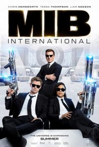 Men In Black 4 - Official Poster Theatrical - 2019 - Columbia Pictures