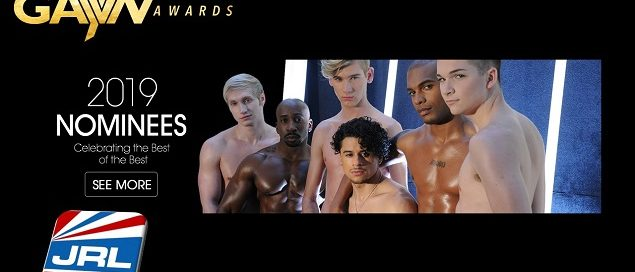 Nominees for the 2019 GayVN Awards Announced-120418-JRL-CHARTS
