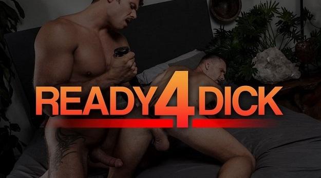 Ready 4 DIck Movie Poster 2019-gay porn - Lucas Entertainment