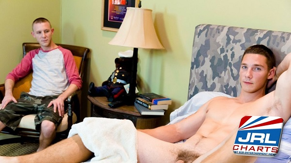 Ready to Attack 2 - Cameron Vincent and Spencer Laval - Gay Porn - Active Duty