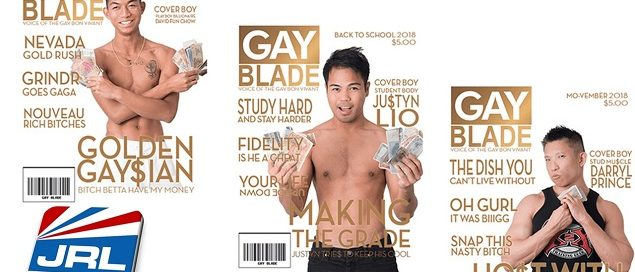 Sexy Rich Gaysians - All-Asian Gay Romantic Comedy Debuts 12-28
