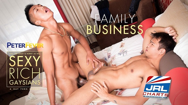 Sexy Rich Gaysians gay porn screenclip - PeterFever