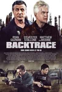 Sylvester Stallone, Matthew Modine, Christopher McDonald, and Colin Egglesfield in Backtrace (2018)