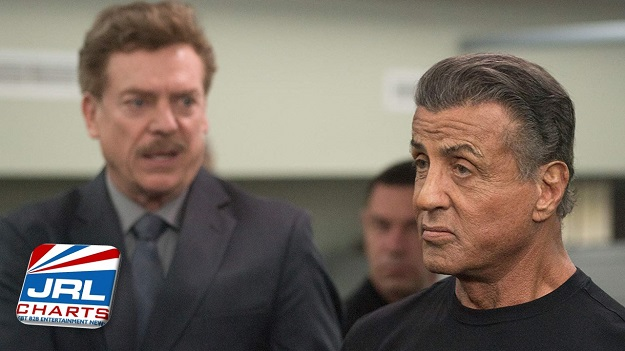 Sylvester Stallone and Christopher McDonald in Backtrace (2018)