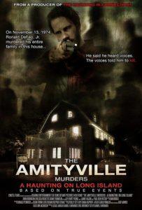 The Amityville Murders - 2019 - Movie Poster - Skyline Entertainment