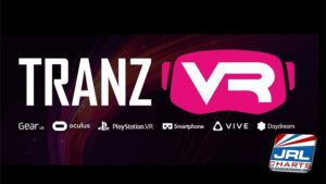 TranzVR Website by Pimproll Is More Than Meats The Eye
