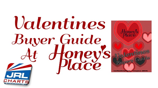 Valentine's Day Buyer's Guide From Honey's Place Now Available