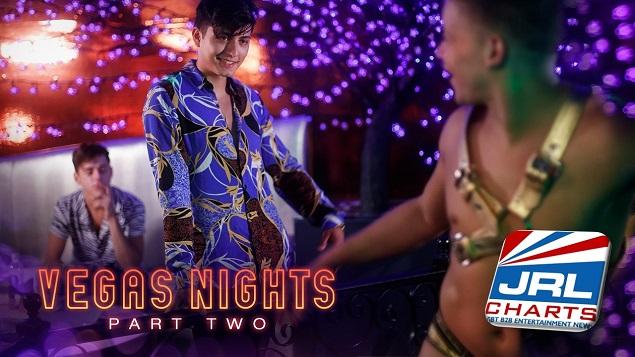 Vegas Nights Part 2 - Joey Mills, Corbin Colby, Angel Rivera Goes Viral